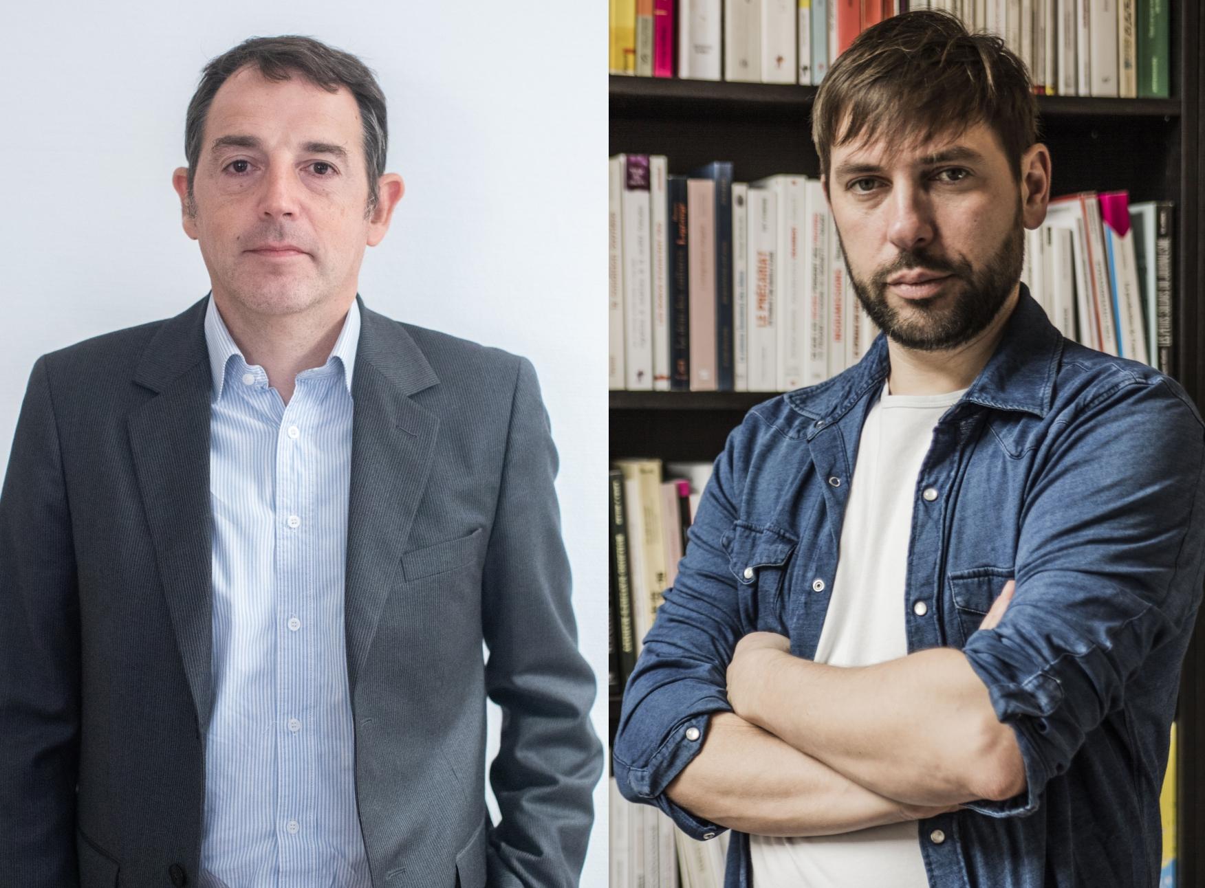 Jérôme Fourquet et Jean-Laurent Cassely